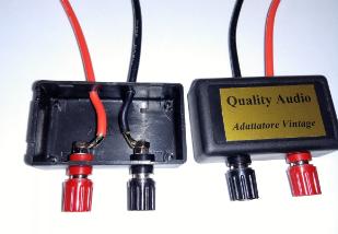 Adattatori Vintage Quality Audio Cavi Hi Fi E High End